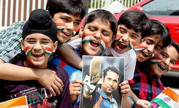 indo pak matches flare racism in children survey