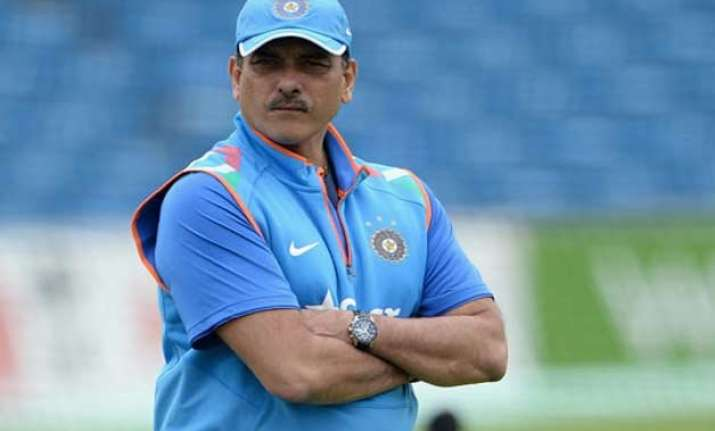 ravi shastri not at all surprised with india s turnaround