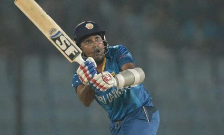 jayawardene opts out of 3rd odi against england