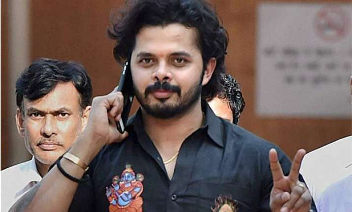 ipl spot fixing sreesanth 35 others discharged delhi police