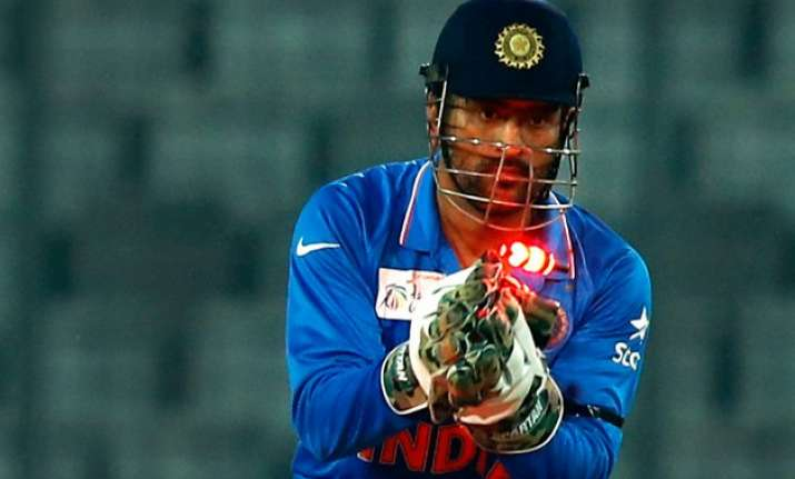 current t20 team is ready to play anywhere in world ms dhoni