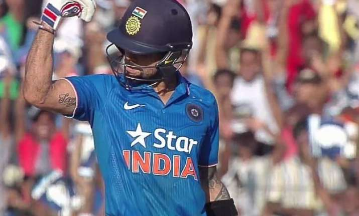 4th odi india win by 35 runs level series against south