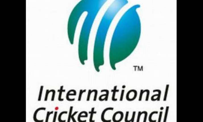 icc may hold world test cup in 2013
