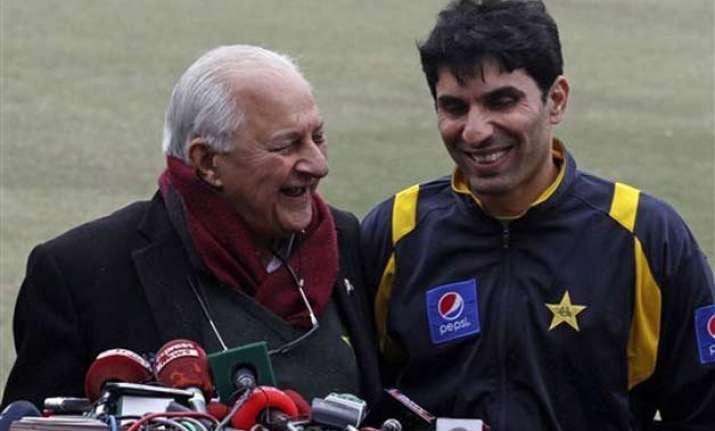 retirement decision motivates pakistan captain misbah