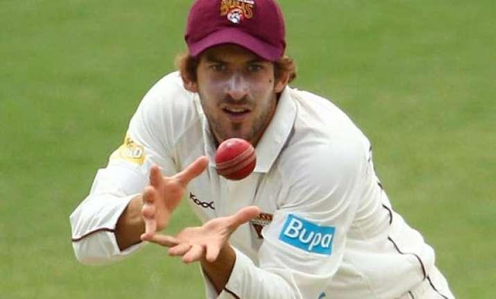 aus vs ind burns to make debut batting 6th for australia