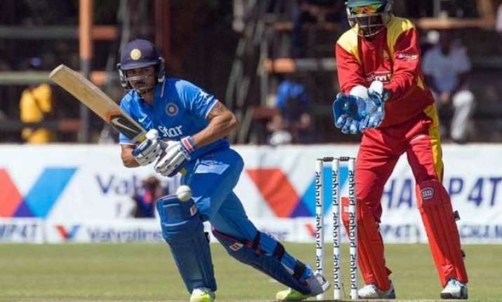india look to complete clean sweep against zimbabwe in t20