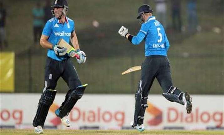 sl vs eng england bats first in 4th odi vs sri lanka
