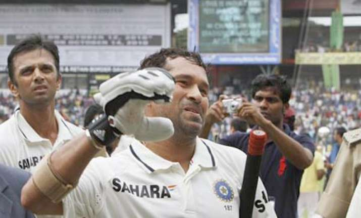 it was a great team effort tendulkar