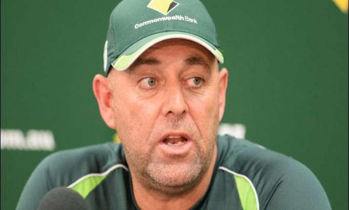 ashes australia coach darren lehmann apologises for defeat