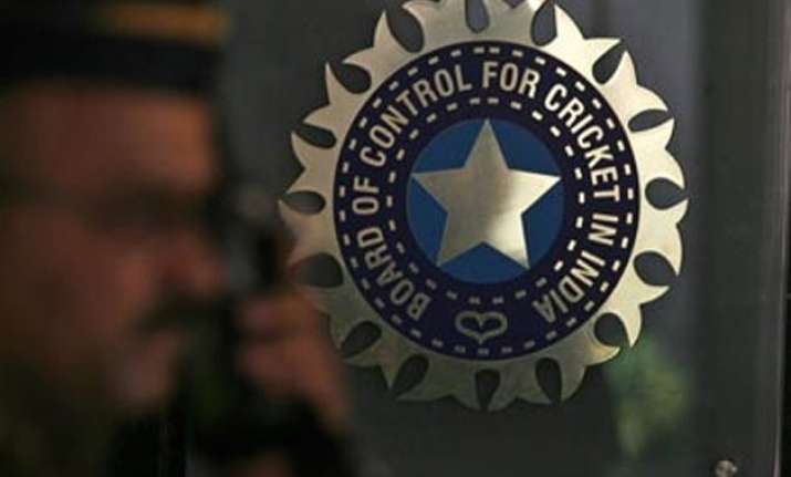 bcci working committee meeting reconvened on october 18