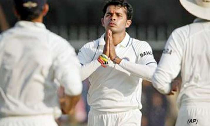 sreesanth to go to pay obeisance at guruvayoor temple
