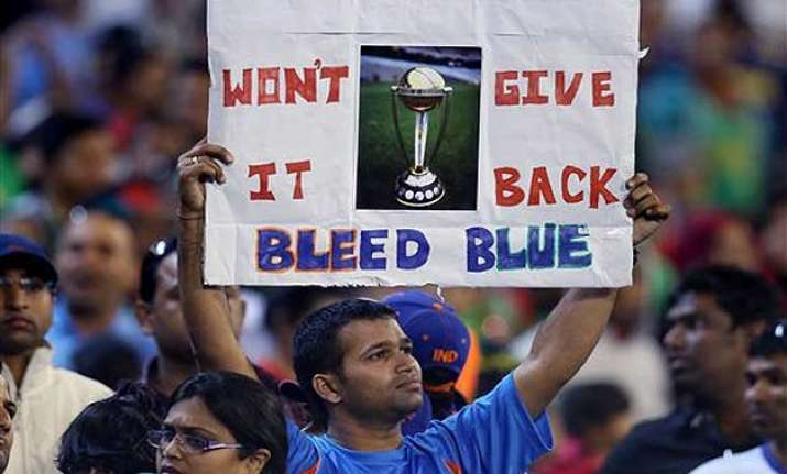 world cup 2015 team india receives overwhelming applause