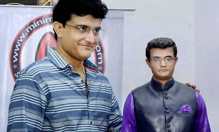 wishes pour in as sourav ganguly turns 43