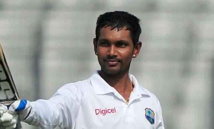 sa vs wi windies captain ramdin pleased after draw