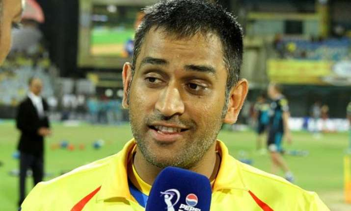 mahendra singh dhoni to join new ipl team