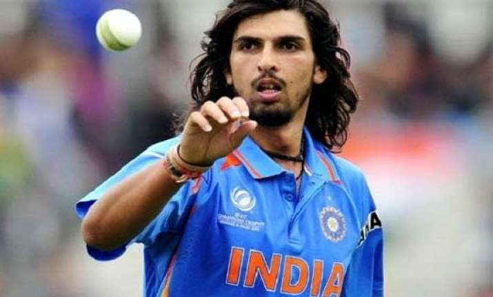 not interested in playing county cricket ishant sharma