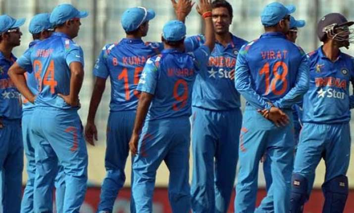 asia cup team shuffle on cards as unbeaten india take on