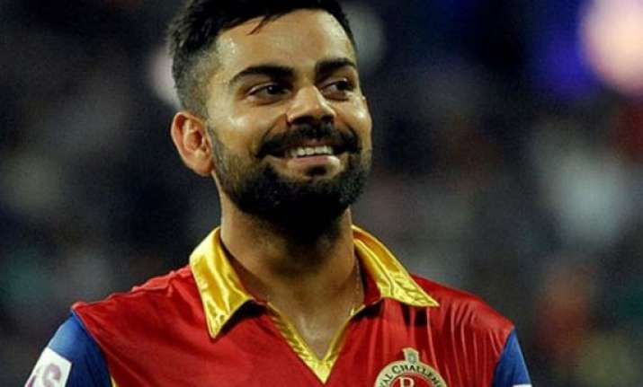 virat kohli pips dhoni as highest paid ipl player with rs