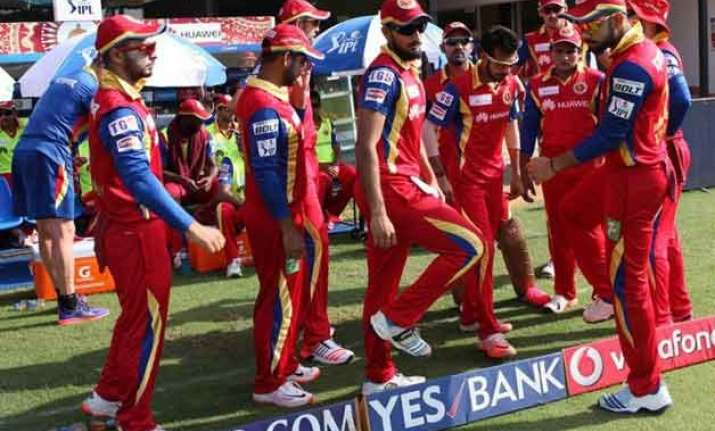 ipl 8 rcb seek to cement top four spot take on laggards kxip