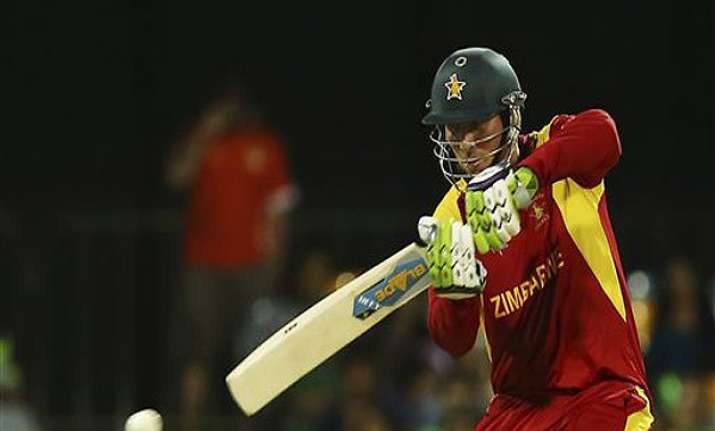 brendan taylor to quit zimbabwe team signs kolpak deal
