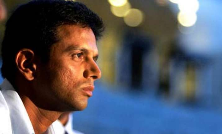 spin bowling all rounders give india an advantage dravid