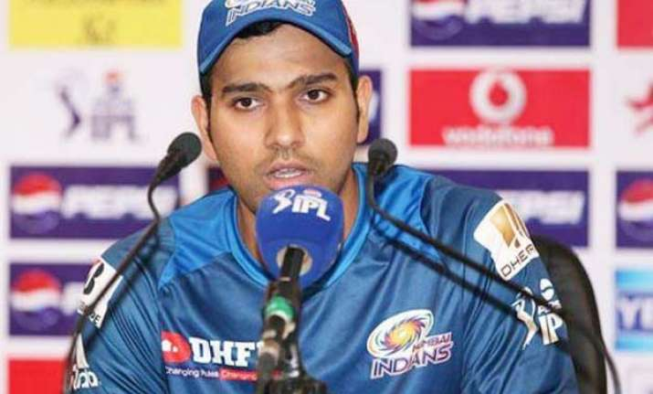 ipl 8 don t want hardwork to go in vain rohit sharma