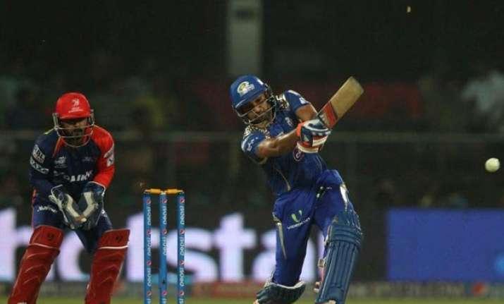 ipl 8 delhi daredevils vs mumbai indians scoreboard match 21