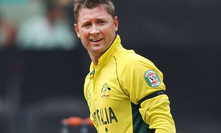 we played some outstanding cricket clarke