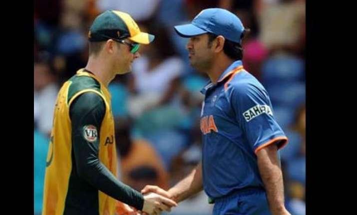 india australia odi series gets underway sans stars
