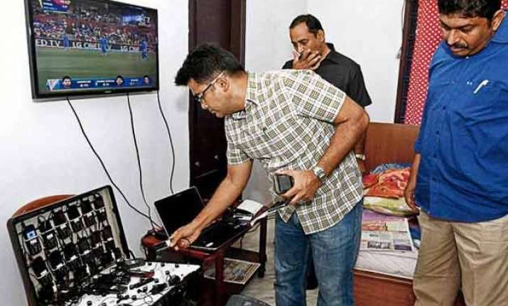hawala racket in ipl matches ed get transit remand of