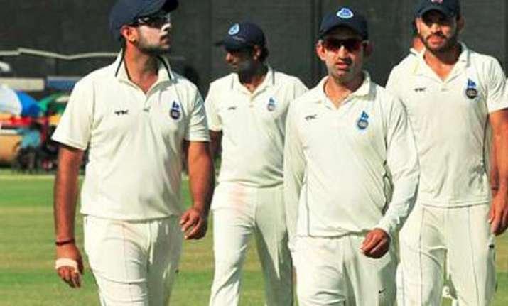 ranji shocker gautam gambhir in a showdown with manoj tiwary