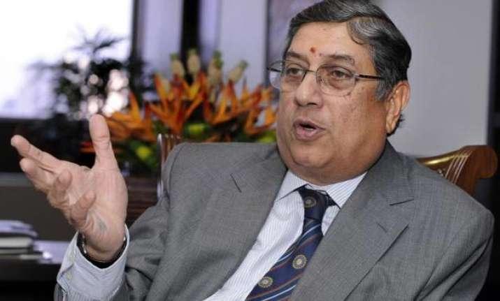 srinivasan apologises to sc for chairing bcci meet on feb 8
