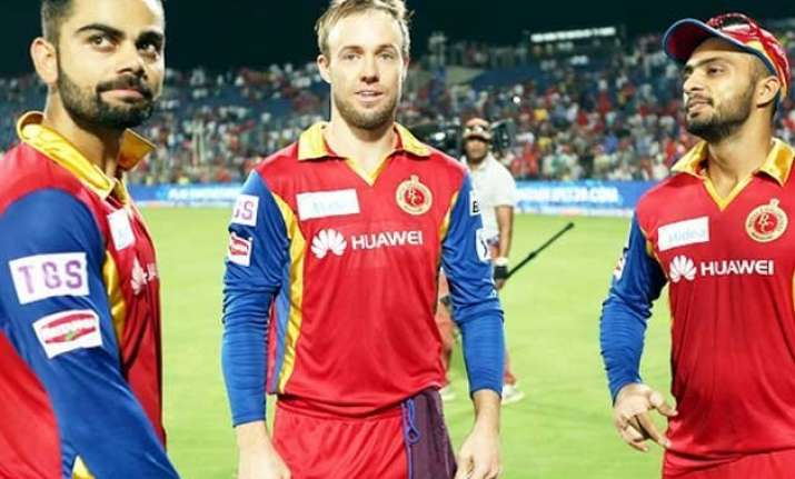 ipl 8 we would love to beat csk in ranchi says ab de
