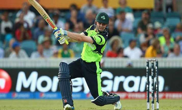 world cup 2015 zimbabwe wins toss sends ireland to bat