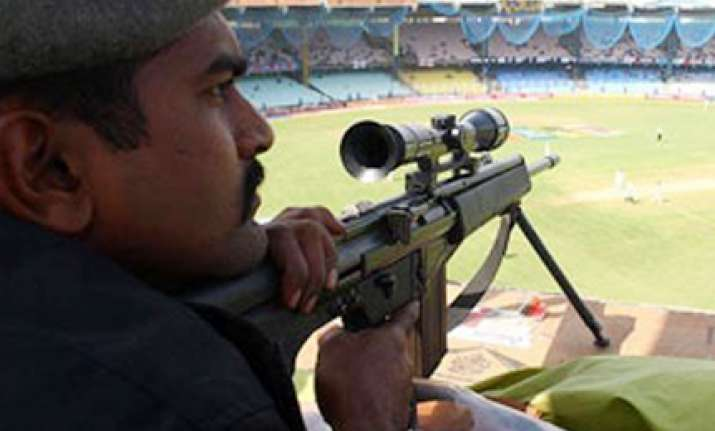 anti naxal commandos to secure stadium during nagpur odi