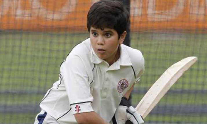 tendulkar s son arjun set to tour sa with mumbai club