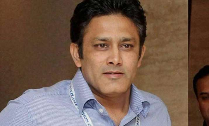 criticism of indian bowlers justified kumble