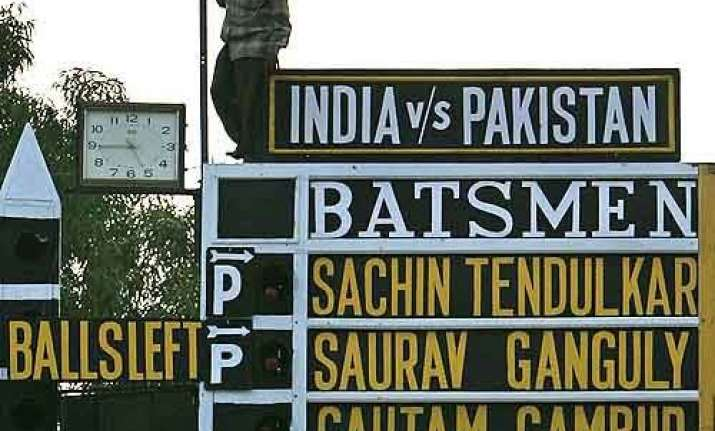 kanpur boasts world s largest manually operated scoreboard