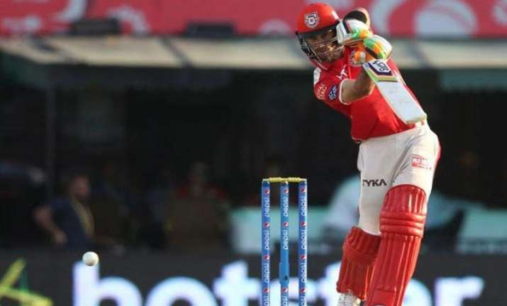 ipl 8 glenn maxwell has disappointed himself george bailey