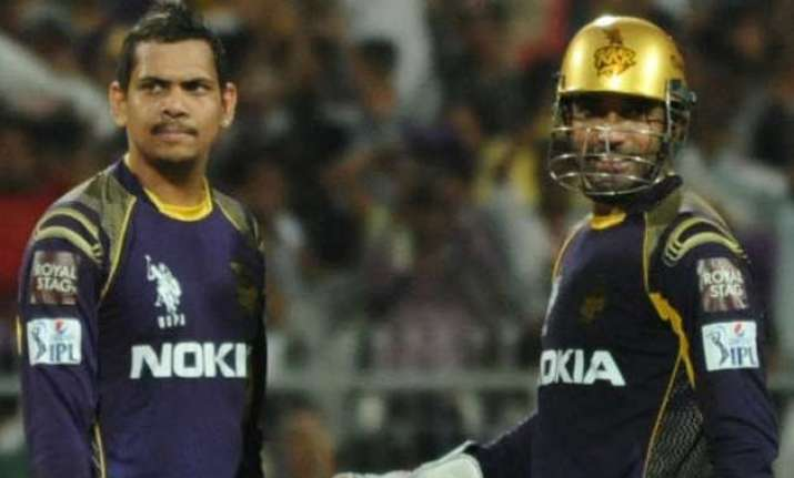 ipl 8 sunil narine will come out stronger says uthappa