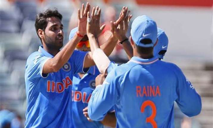world cup 2015 india vs uae scoreboard match 21