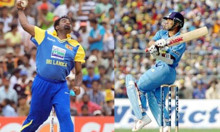 there will never be another sachin murali