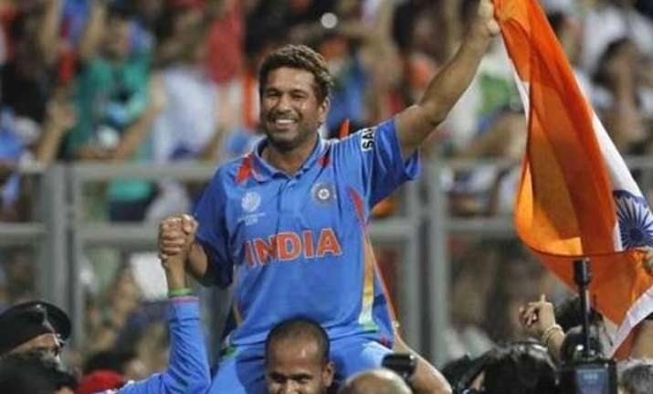 the god will act now sachin tendulkar to star in his biopic