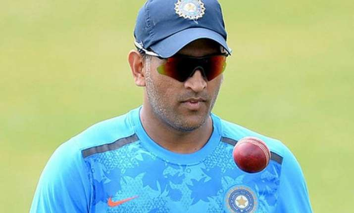 we have to look at process to get results ms dhoni