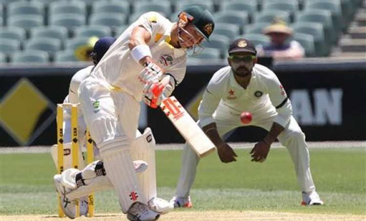 aus vs ind australia 113 2 at lunch on day 1 vs india 1st