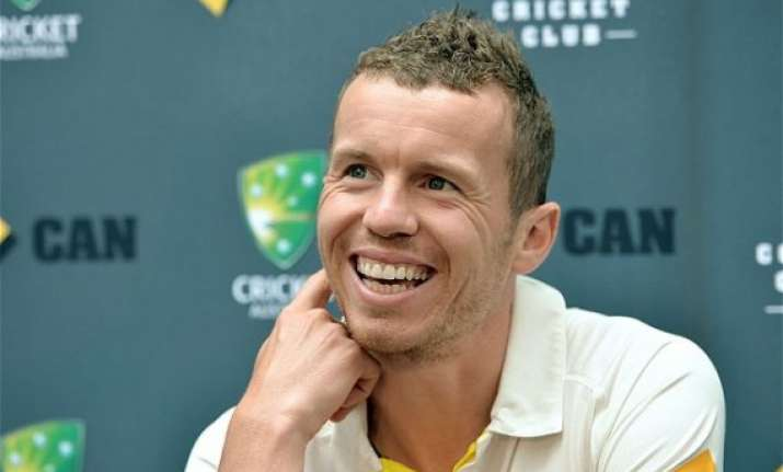 we will put up a fine show for hughes at scg siddle