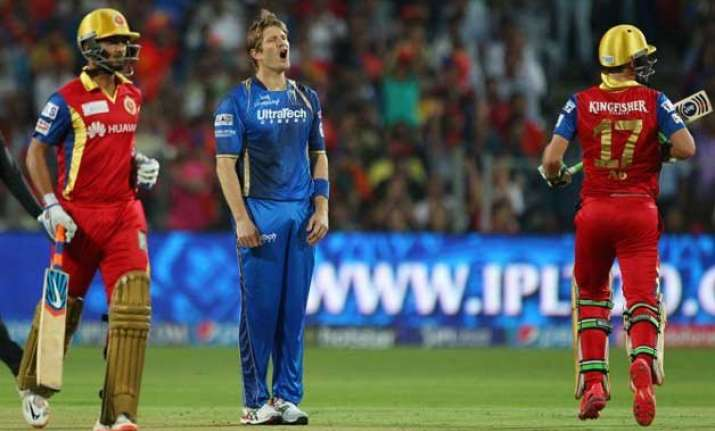 ipl 8 de villiers mandeep lead rcb recovery