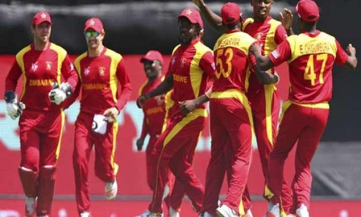 zimbabwe to tour pakistan for odi series in may