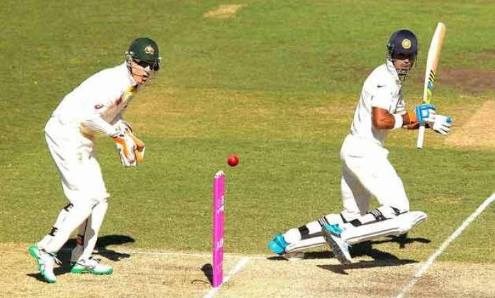 australia vs india scoreboard fourth test at stumps day 2
