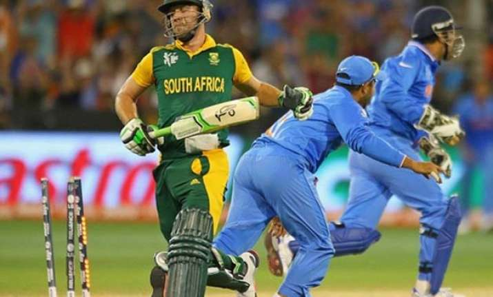 it would be challenging to maintain momentum de villiers